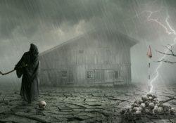 grimm reaper golfing